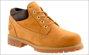 Timberland boots dam