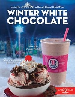 Winter White Chocolate Ice Cream Movie