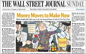 wall street journal amazon article