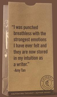 an analysis of a pair of tickets by amy tan