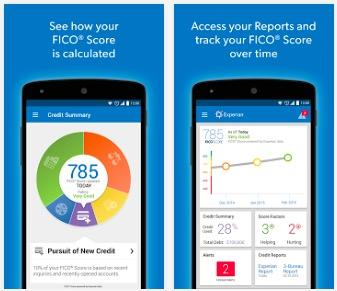 the experian credit tracker app 04 08 2015
