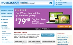 Cablevision $79 Cord Cutter Deal