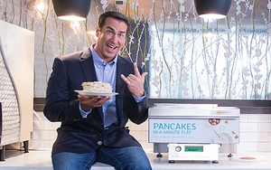 IHG's Holiday Inn Express Partners With Rob Riggle 07/09/2015