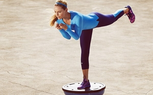 2608ddcb38f Under Armour is into the next chapter of its campaign touting under apparel  for women. The effort