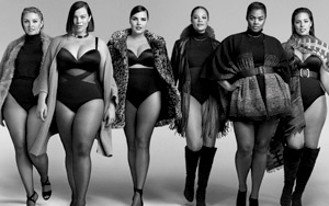 Lane Bryant Takes Plus-Size Movement To The Streets 09/15/2015