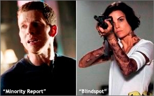 Minority Report and Blindspot