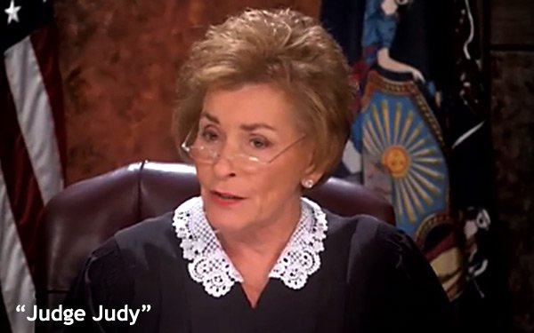 reality shows courtv judge judy divorce The latest crazy trend right now is the reality shows like courtv, judge judy, divorce court just to name a few  reality-based court shows such as divorce court,.