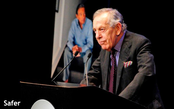 Reflections On Morley Safer's Retirement From '60 Minutes' 05/13/2016