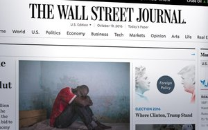 'The Wall Street Journal' Braces For Restructuring