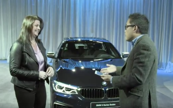 BMW Uses Facebook Live To Intro 5 Series 01